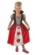 Белоснежки и Алисы - Костюм милой Королевы Сердец