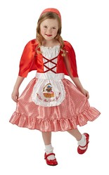 Красная шапочка - Костюм милой Красной Шапочки для детей