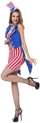Американские костюмы - Костюм Мисс Америка
