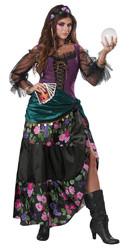 Цыганские костюмы - Костюм Мистической гадалки