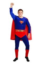 Супермен - Костюм Могучего Супермена