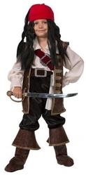 Пираты и разбойники - Костюм молодого Джека Воробья