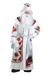 Большие размеры - Костюм морозного Деда Мороза