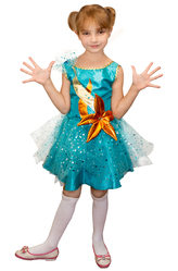 Сказочные герои - Костюм Маленькая морская звёздочка