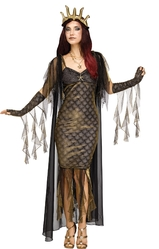 Женские костюмы - Костюм Морской Королевы