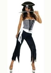 Женские костюмы - Костюм морской Пиратки