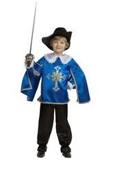 Мушкетеры - Костюм мушкетера детский
