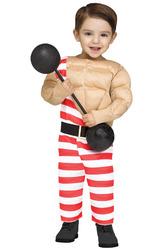 Костюмы для малышей - Костюм Малыш мускулист