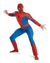 Человек-паук - Костюм мускулистого Спайдермена