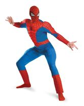 Супергерои и Злодеи - Костюм мускулистого Спайдермена
