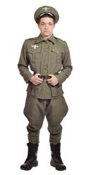 Военные и спецназ - Костюм немецкого офицера