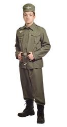 Военные и спецназ - Костюм немецкого рядового