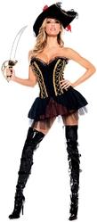 Женские костюмы - Костюм непобедимой пиратки