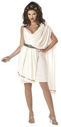 Греческие костюмы - Костюм непорочной римлянки