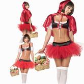 Красные шапочки - Костюм непослушной Красной Шапочки