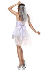 Женские костюмы - Костюм Невесты с розами