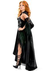 Колдуны и колдуньи - Костюм обольстительной ведьмы