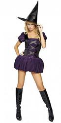 Женские костюмы - Костюм обворожительной чародейки
