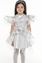 Новогодние костюмы - Костюм очаровательной снежинки