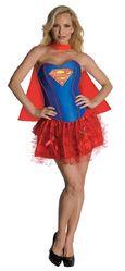 Супермен - Костюм очаровательной супергерл