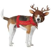 Костюмы для собак - Костюм оленя для собак