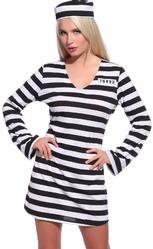 Женские костюмы - Костюм опасной преступницы