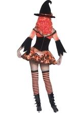 Женские костюмы - Костюм осенней ведьмы