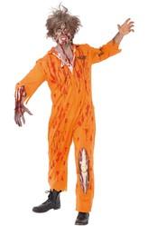 Преступники и Заключенные - Костюм Осуждённый зомби