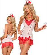 Медсестры - Костюм открытой медсестры