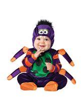Костюмы для малышей - Костюм отважного паучка детский