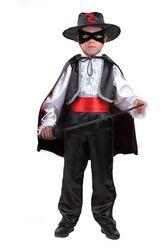 Детские костюмы - Костюм отважного Зорро