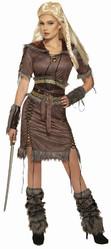 Викинги - Костюм Отважной девушки викинга