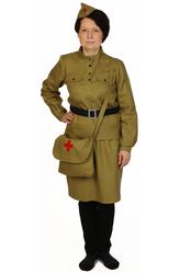 Военные и Милитари - Костюм Смелая военная медсестра