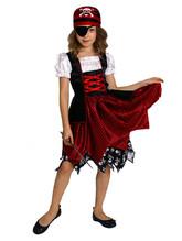 Костюм озорной пираточки детский