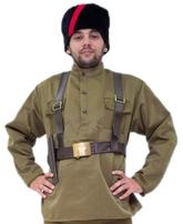 Военные и спецназ - Костюм Партизана