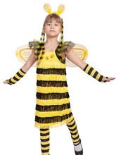 Пчелки и бабочки - Костюм пчелка