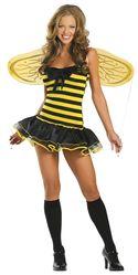 Бабочки и Пчелки - Костюм пчелки кокетки