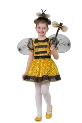 Пчелки и бабочки - Костюм пчелки малышки