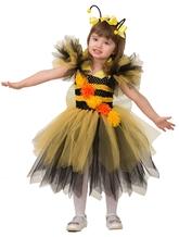 Пчелки и бабочки - Костюм Пчелки Сделай сам