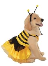 Костюмы для собак - Костюм пчелы для собаки