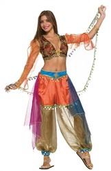 Восточные танцовщицы - Костюм первой танцовщицы в гареме