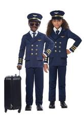 Летчики и пилоты - Костюм пилот самолета