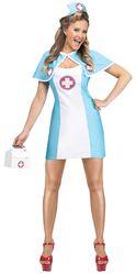 Профессии и униформа - Костюм Пин-ап медсестры