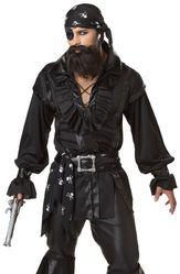 Пираты и разбойники - Костюм пирата беспредельщика