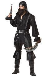 Страшные - Костюм пирата беспредельщика