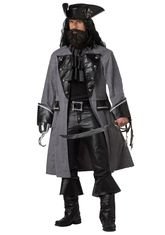 Пираты и разбойники - Костюм пирата бородача