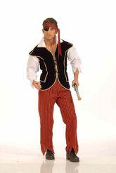 Пираты и капитаны - Костюм пирата-матроса