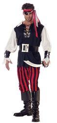 Пираты и капитаны - Костюм пирата отшельника