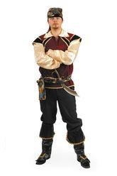 Пираты и капитаны - Костюм пирата