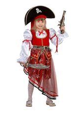 Пиратки - Костюм пиратки детский